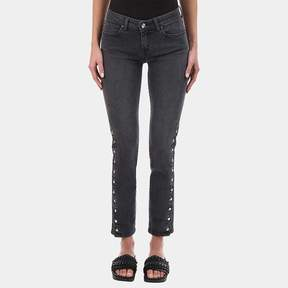 Iro . Jeans Iro Jeans Biba Jean in Worn-Out Wash
