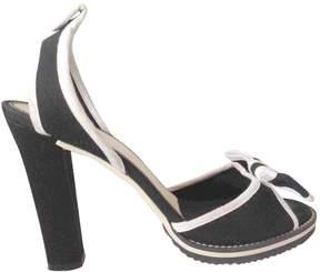 Marc Jacobs Cloth sandal