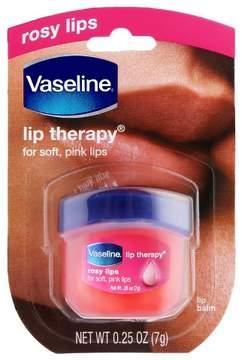 Vaseline Rosy Lip Therapy - 0.25 oz