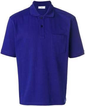 Ami Alexandre Mattiussi Oversized Polo Shirt