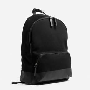 The Dipped Mini Zip Backpack