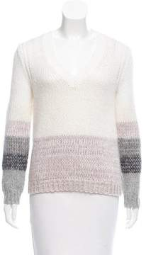 Brochu Walker Wool V-Neck Sweater w/ Tags