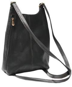 Royce Leather Women's Vaquetta Sling Backpack.