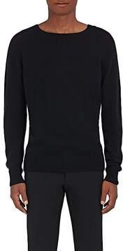 Barena Venezia Men's Giro Wool-Cashmere Crewneck Sweater