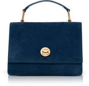 Coccinelle Liya Suede Satchel Bag