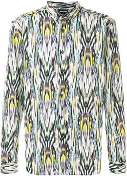Just Cavalli printed style shirt