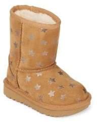 UGG Kid's UGGpure Star Leather Booties