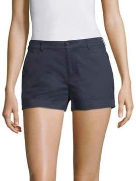 ATM Anthony Thomas Melillo Poplin Boyfriend Shorts