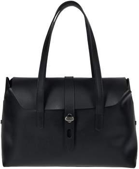 Hogan Buttoned Side Shoulder Bag