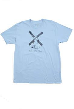 Blue & Cream Blue&Cream Windmill Crewneck Tee