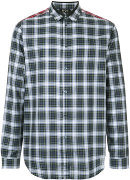 No.21 plaid shirt