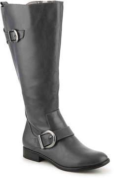 LifeStride Women's Rosaria Wide Calf Riding Boot