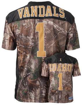 NCAA Men's Idaho Vandals Game Day Realtree Camo Jersey