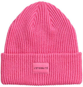 H&M Rib-knit hat - Pink