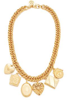 Ben-Amun Chain with 6 Pendants Necklace