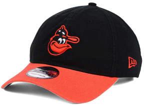 New Era Baltimore Orioles Coop Core Classic 2Tone 9TWENTY Strapback Cap