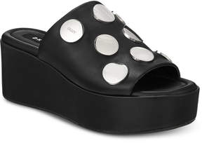 DKNY Catrina2 Wedge Sandals, Created for Macy's