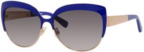 Safilo USA Kate Spade Realyn Cat Eye Sunglasses