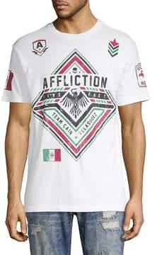 Affliction Men's Velasquez Force Cotton Tee