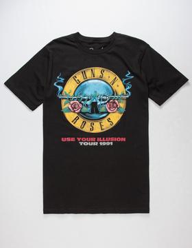 Bravado GUNS N ROSES Guns N Roses Mens T-Shirt