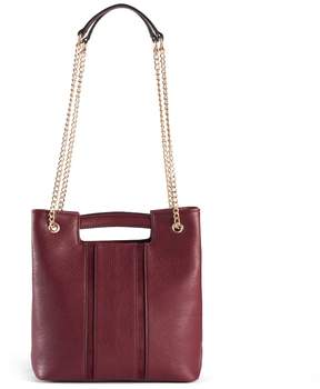 Lauren Conrad Runway Collection Carmine Convertible Crossbody Bag