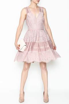 Adelyn Rae Estelle Lace Dress