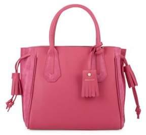 Longchamp Penelope Tassel Tote - PINK - STYLE