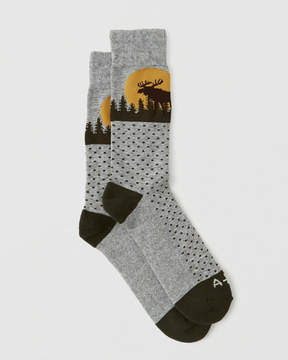 Abercrombie & Fitch Casual Socks