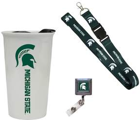 NCAA Michigan State Spartans Badge Holder