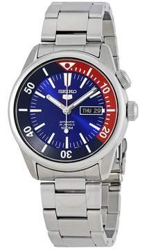 Seiko Series 5 Automatic Blue Dial Men's Watch