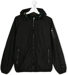 Diadora Junior TEEN hooded jacket
