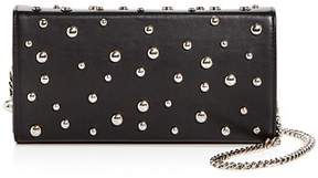 Giuseppe Zanotti Studded Leather Convertible Crossbody