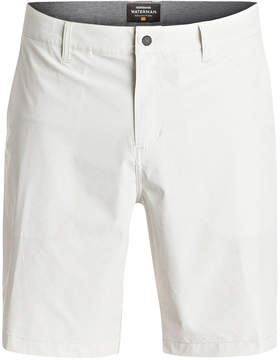 Quiksilver Waterman Men's Striker 3 Stretch Quick Dry Hybrid Shorts