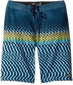 O'Neill Kids Hyperfreak Wavelength Superfreak Boardshorts Boy's Swimwear
