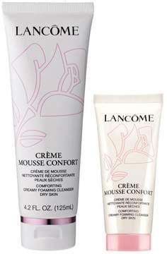 Lancôme Home & Go Creme Confort Cleansing Foam
