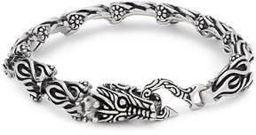 Dragon Optical Chisel Men's Stainless Steel Bracelet