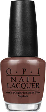 OPI Nail Lacquer, Squeaker of the House