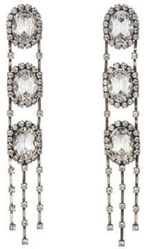 Dannijo Ladie Crystal Statement Earrings