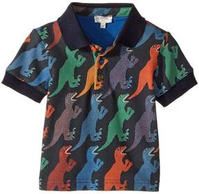 Paul Smith Dino Print Polo Boy's Clothing