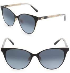 Saint Laurent 54MM Boucheron Cat-Eye Sunglasses