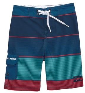 Billabong Boy's All Day Og Stripe Board Shorts