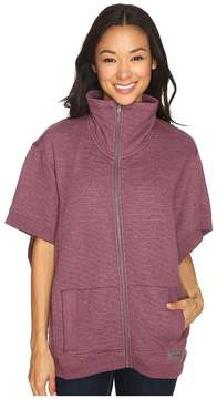 Merrell Kota Quilted Poncho Women's Clothing