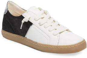 Dolce Vita Women's Xexe Leather Calf Hair Sneaker