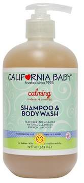 California Baby Calming Shampoo & Bodywash - 19 oz.
