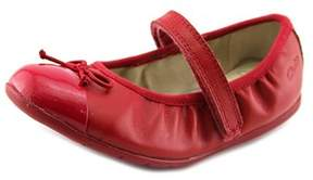 Clarks Dance Rosa Toddler Round Toe Leather Mary Janes.