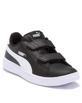 Puma Smash V2 L V Sneaker (Little Kid)