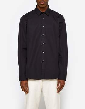 Jil Sander Baita Shirt in Dark Blue