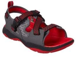 Keen Kids' Rock Iguana Sandal.