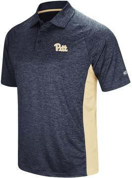 Colosseum Men's Pitt Panthers Wedge Polo