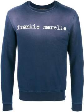 Frankie Morello front logo top
